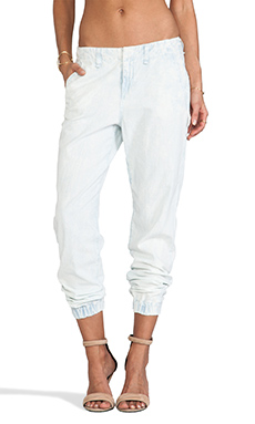 rag & bone/JEAN Pajama Jean in Bleachout