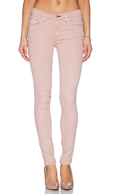 rag & bone/JEAN The Skinny in Distressed Rose