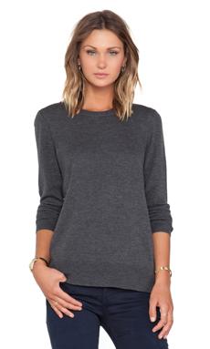 rag & bone/JEAN Natalie Sweater in Charcoal