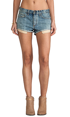 rag & bone/JEAN Marilyn Short in Huntington