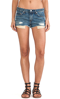 rag & bone/JEAN The Mila Short in Trestles
