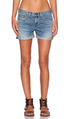 rag & bone/JEAN Boyfriend Short in Weston