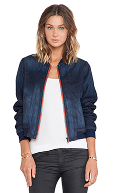 rag & bone/JEAN The Bomber Jacket in Charing