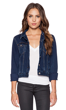 rag & bone/JEAN The Jean Jacket in Bruin