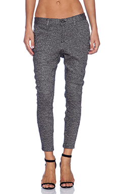 rag & bone/JEAN Dash Trouser in Pepper Knit