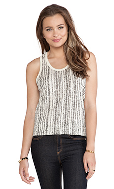 rag & bone/JEAN Cast Tank in Almond