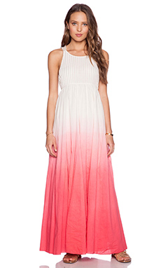 Raga Wild & Free Maxi Dress in Pink