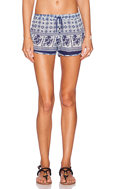 Raga Mayan Short in Navy