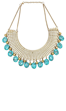 Raga Multi Stone Necklace in Turquoise