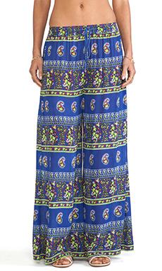 Raga Wide Leg Pants in Blue
