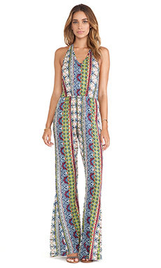 Raga Halter Jumpsuit in Multi