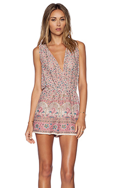 Raga First Blush Romper in Pink
