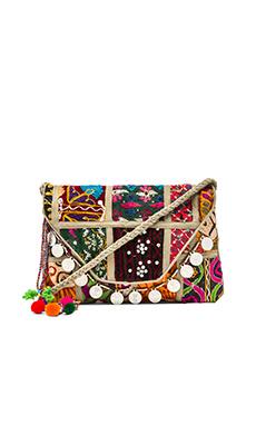 Raga Satchel Bag in Multi