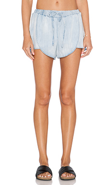 Rails Emma Short in Cloud Wash