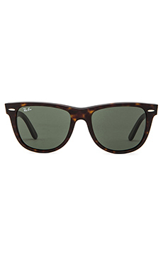 Ray-Ban Original Wayfarer in Tortoise