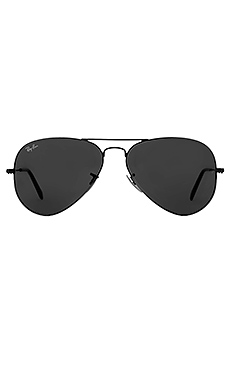 Ray-Ban Aviator in Black