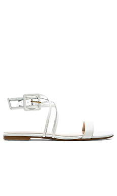 RAYE Will Sandal in White
