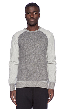 Reigning Champ Crewneck in Grey