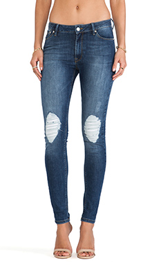 RES Denim Kitty Skinny in Delinquent Vintage