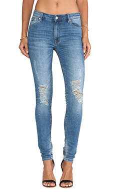 RES Denim Kitty Skinny in Little Wing