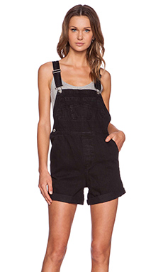 RES Denim Sadie Overall in Coal