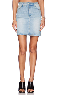 RES Denim Lil Lover Skirt in Love Moves