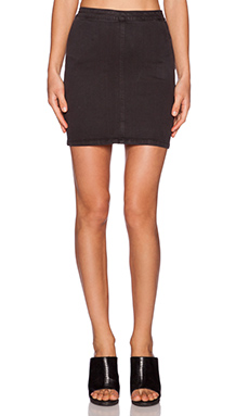 RES Denim Hot Rod Pencil Skirt in Vixen