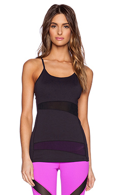 Rese Kimmy Tank in Black