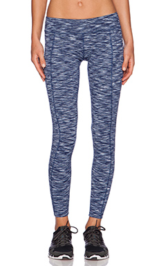 Rese Meg Legging in Navy & White
