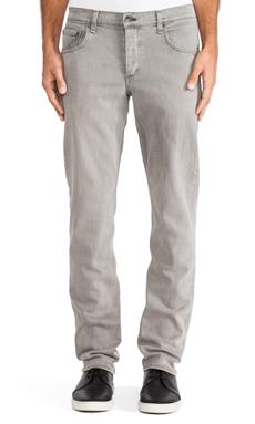 rag & bone Fit 2 Slim Jeans in Iron