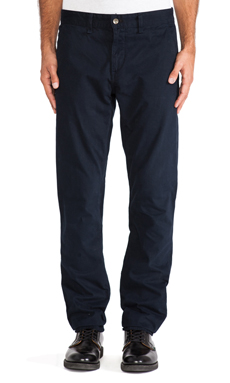 rag & bone Fit 3 Trouser in Navy