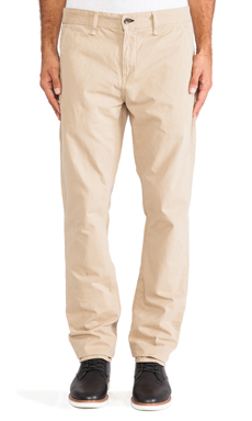 rag & bone Fit 3 Trouser in Khaki