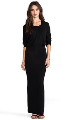 Riller & Fount Kurt Dress in Black