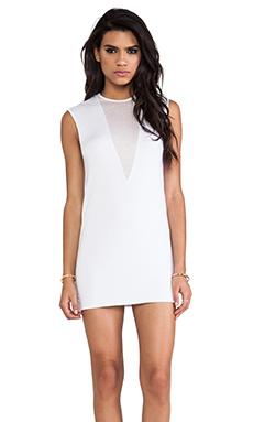 Riller & Fount Nero Dress in White