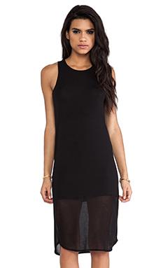 Riller & Fount Quinton Dress in Black