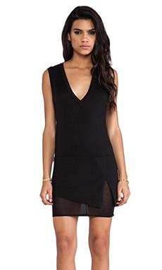 Riller & Fount Wayne Dress in Black