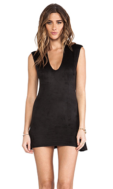 Riller & Fount Julius Dress in Black