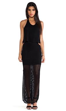 Riller & Fount Havana Dress in Black