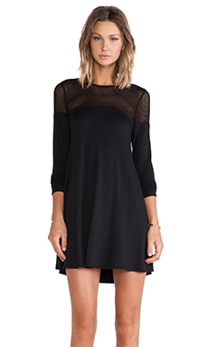 Riller & Fount Rochelle Tunic in Black