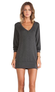Riller & Fount Emma Sweatshirt Tunic in Stud