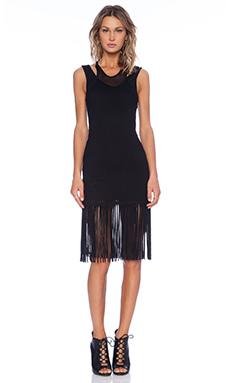 Riller & Fount Pippo Dress in Black