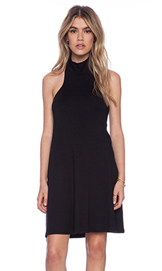 Riller & Fount Tino Dress in Black