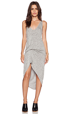 Riller & Fount Cristiano Dress in Pebble
