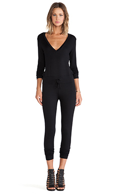 Riller & Fount isabelle Onesie in Black