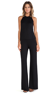 Riller & Fount x REVOLVE Giselle Jumpsuit in Black
