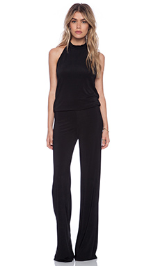 Riller & Fount Horatio Jumpsuit in Onyx