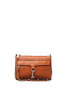 Rebecca Minkoff Mini Mac Handbag in Almond