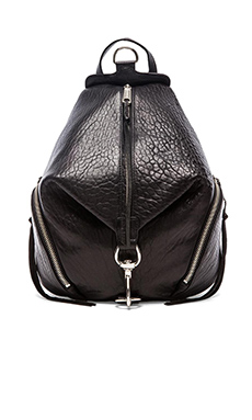 Rebecca Minkoff Julian Backpack in Black