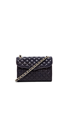 Rebecca Minkoff Quilted Mini Affair in Ink