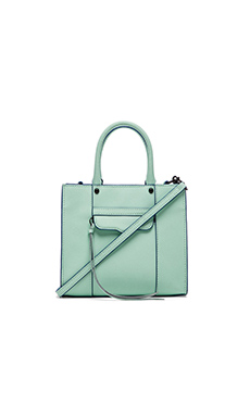 Rebecca Minkoff MAB Tote Mini in Wintermint